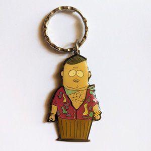 1998 South Park Big Gay Al keyring